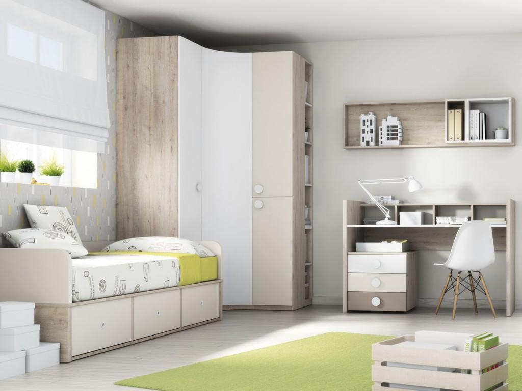 Imagenes de dormitorios infantiles gallery of infantiles - Dormitorios juveniles mallorca ...